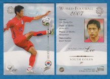 South Korea Lee Young-Pyo Tottenham Hotspur
